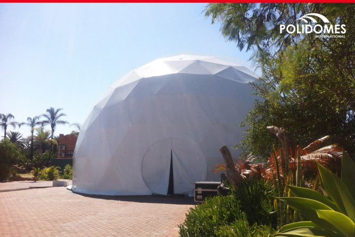 large dome marquee Africa